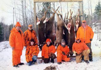Wallin's are hunters