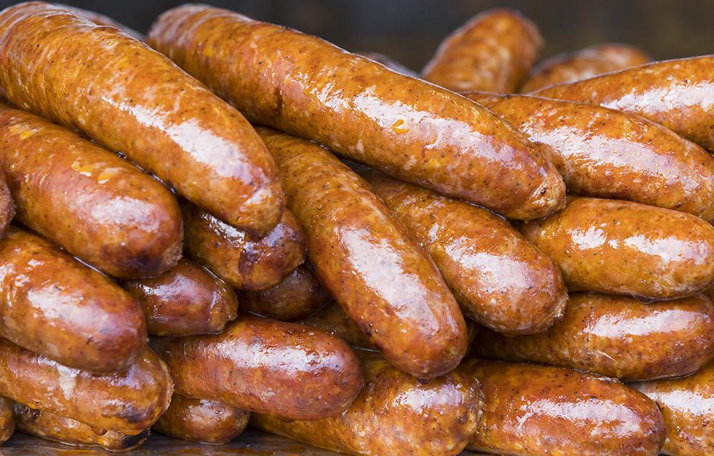 bulk sausages